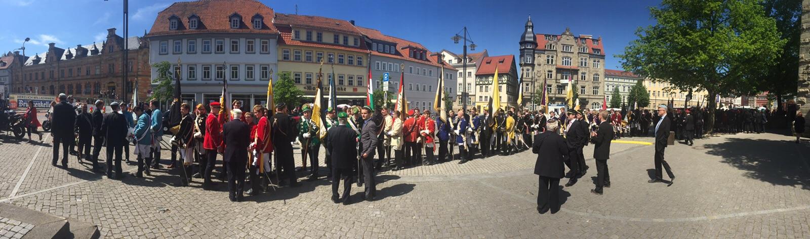 175 Jahre Wingolfsbund
