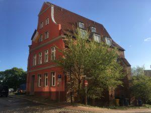 Unser Wilhelm-Hagemeyer-Haus im Herzen der Innenstadt
